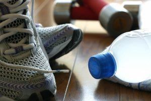 室内の運動イメージ