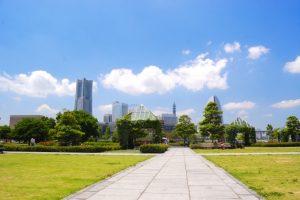 景色のキレイな公園