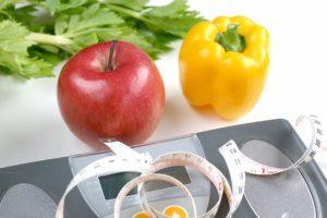 メジャーと体重計
