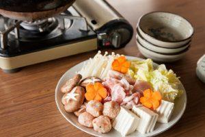 鍋料理の具材