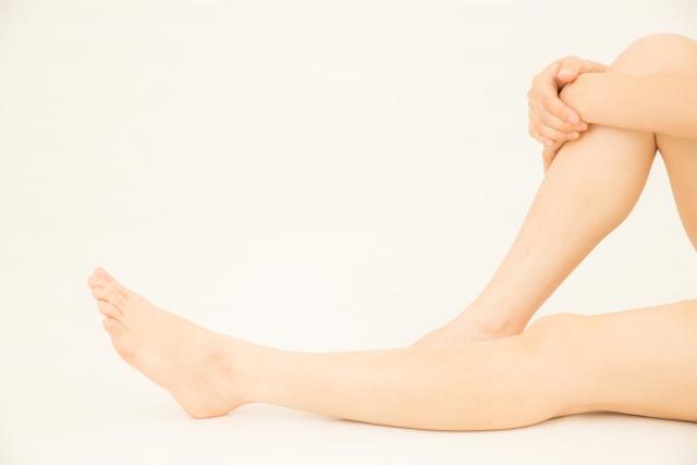 むくみのない美しい脚