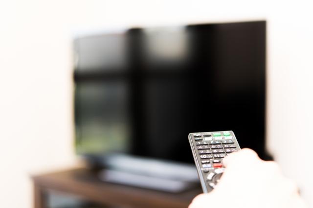 テレビの誘惑