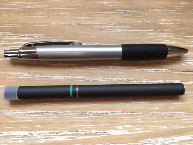 C-Tec DUOとボールペン