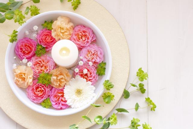 良い香りのする花