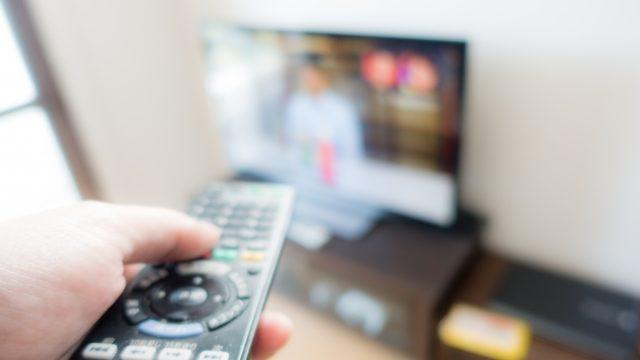 テレビがつまらないのでチャンネルを変える人